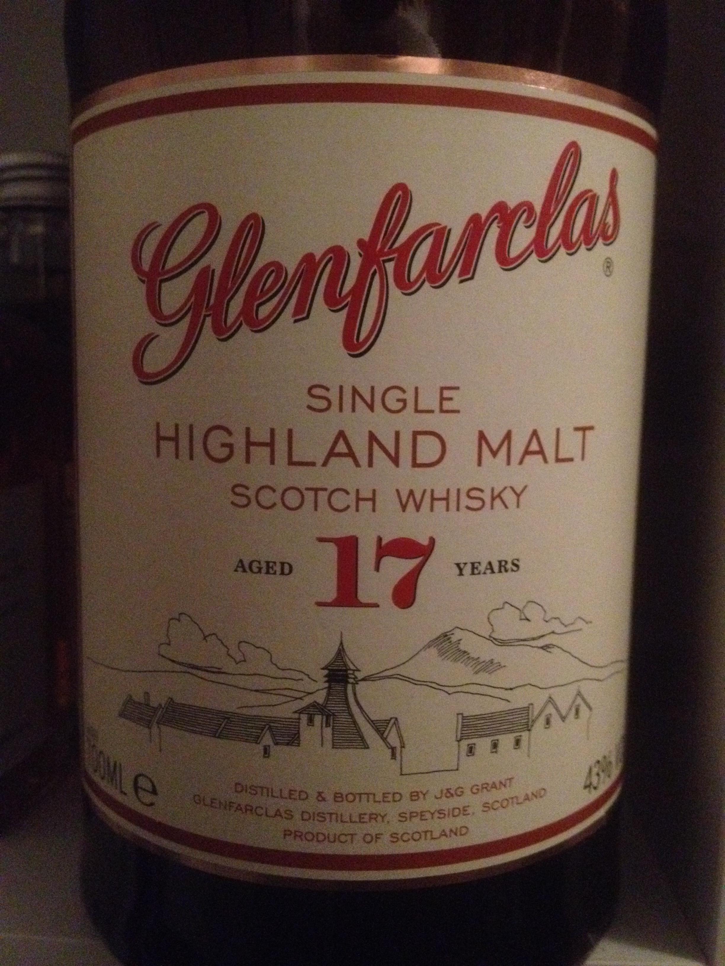 Glenfarclas 17y OB - Whiskysample.nl: http://www.whiskysample.nl/nl/product/glenfarclas-17y-ob/