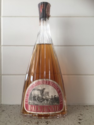 Dalwhinnie 16y Sestante decanter - bottled 80's