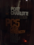 Port Charlotte PC5 - Bruichladdich