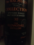 Glenrothes 30y MacPhails