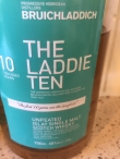 Bruichladdich The Laddie Ten - first edition